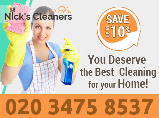 Offer Nick's Cleaners