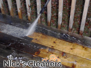 Patio Cleaning Battersea